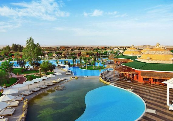 HOTEL JUNGLE AQUA PARK, HURGHADA